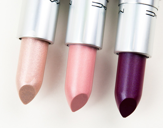MAC Jeanius Lipsticks