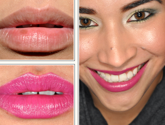 MAC Wonder Woman Lipsticks