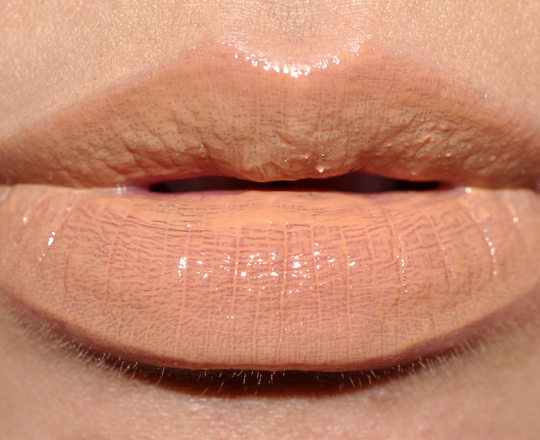 MAC Flesh & Lust Lipglass Review, Photos, Swatches