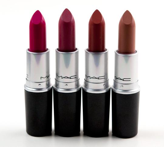 MAC Mickey Contractor Lipsticks