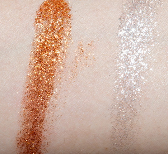 MAC Wonder Woman Pigments/Reflects Glitters