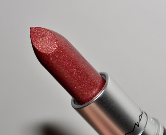 MAC Sophisto Lipstick