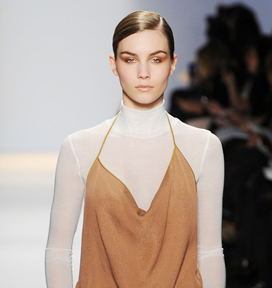 BCBGMAXAZRIA @ NYFW Fall/Winter 2011