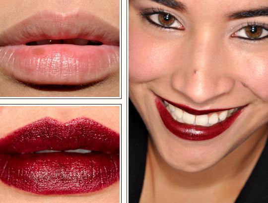 Milani Black Cherry Lipstick