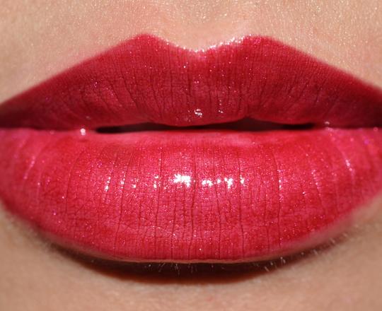 NYX Burgundy Mega Shine Lipgloss