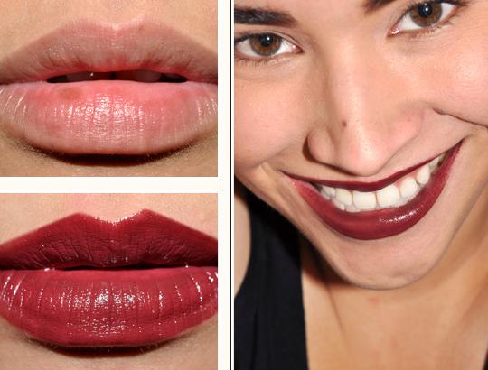 NYX Espresso Lipstick