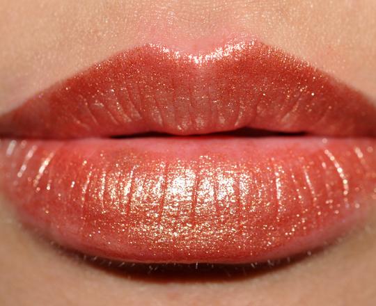 NYX Sparkling Beige Round Lipstick