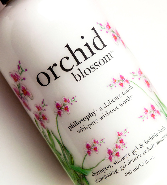 Philosophy Orchid Blossom Shower Gel