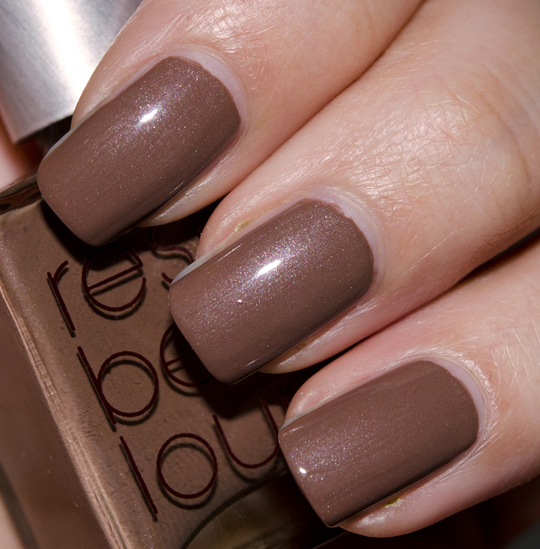 Rescue Beauty Lounge Decorous Nail Lacquer Review, Photos, Swatches