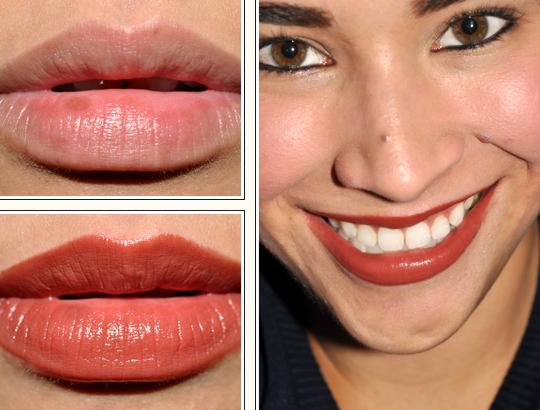 Shiseido Tawny (BR 735) Lipstick