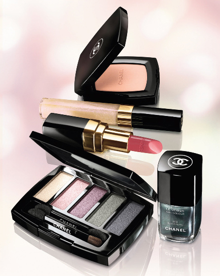 Make-up collections for spring