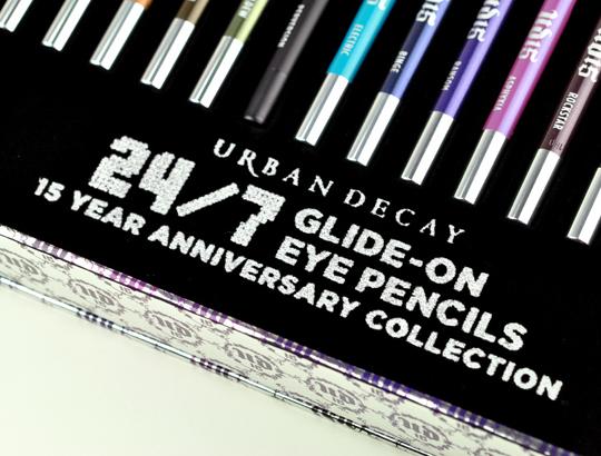 Urban Decay 15th Anniversary 24/7 Eyeliner Set