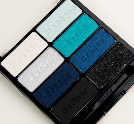 Wet 'n' Wild Blue had Me at Hello Eyeshadow Palette