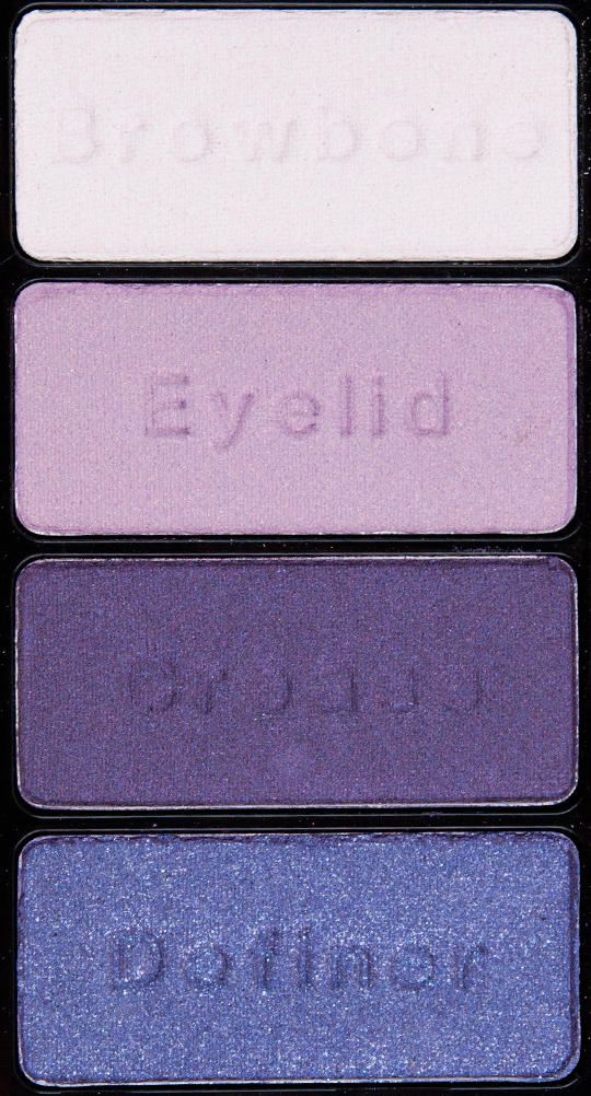 Wet 'n' Wild Petal Pusher Color Icon Eyeshadow Palette
