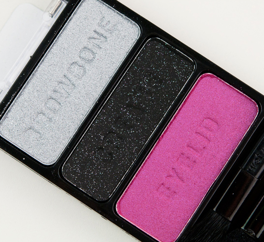 Wet 'n' Wild Spoiled Brat Eyeshadow Trio