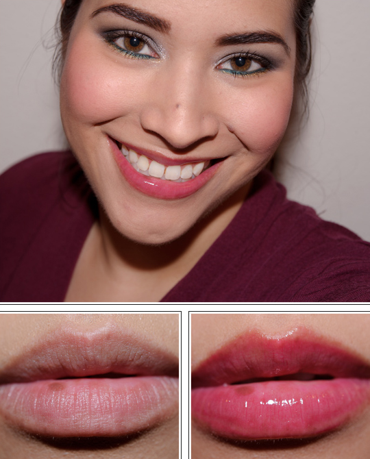 Burberry Hibiscus Lip Glow Natural Lipgloss
