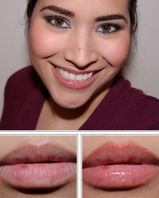 Burberry Nude Rose Lip Glow Natural Lipgloss
