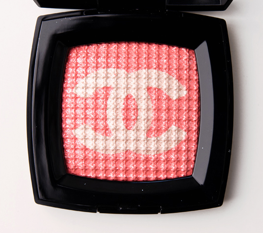 Chanel Brompton Road Poudre Tissee / Highlighting Powder and Blush