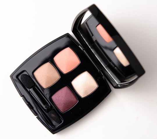 Chanel Eclosion Eyeshadow Quad