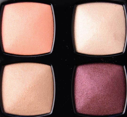 Chanel Eclosion Eyeshadow Quad