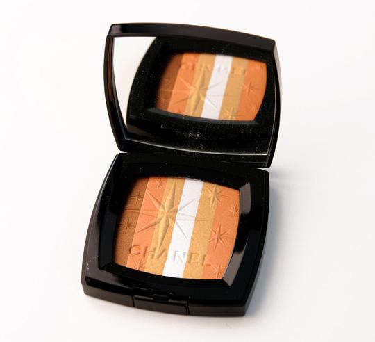 Chanel Lucky Stripes Iridescent Powder