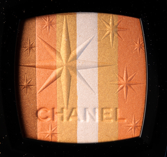 Chanel Lucky Stripes Iridescent Powder