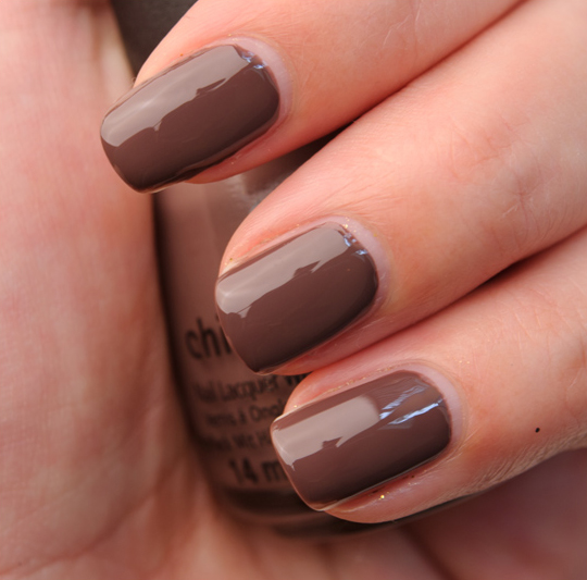 China Glaze Hunger Games Nail Lacquer