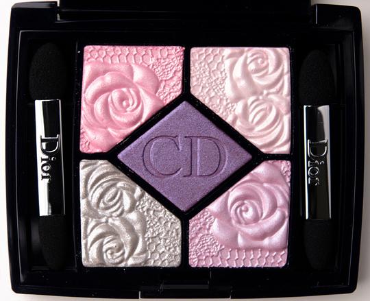 Dior Garden Roses Eyeshadow Palette