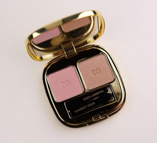 Dolce & Gabbana Cinnamon Eyeshadow Duo