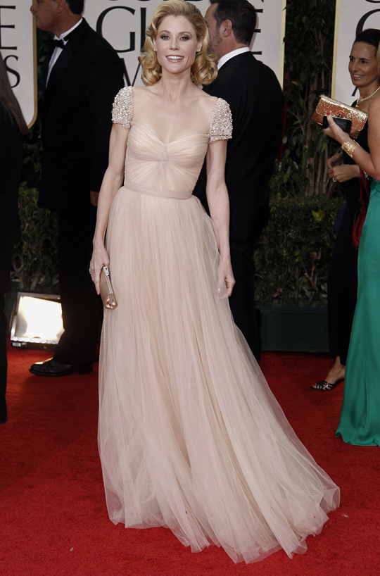 Julie Bowen @ 2012 Golden Globes Awards