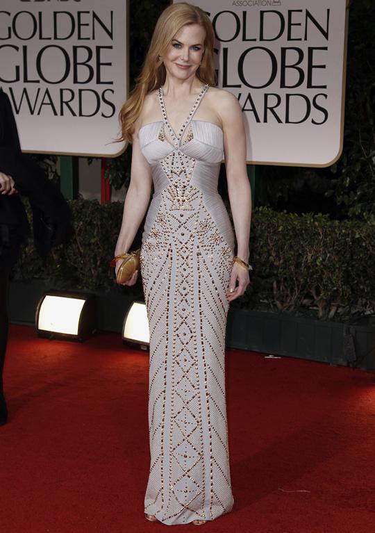 Nicole Kidman @ 2012 Golden Globes Awards