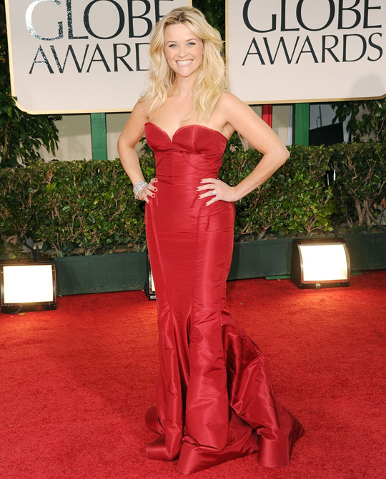 Reese Witherspoon @ 2012 Golden Globes Awards