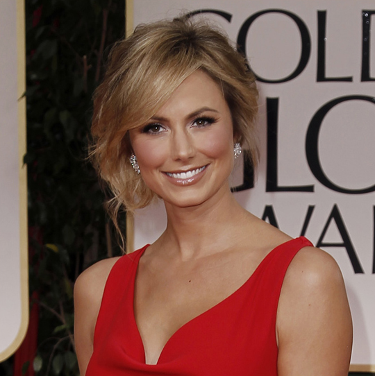 69th Annual Golden Globe Awards: Stacy Keibler