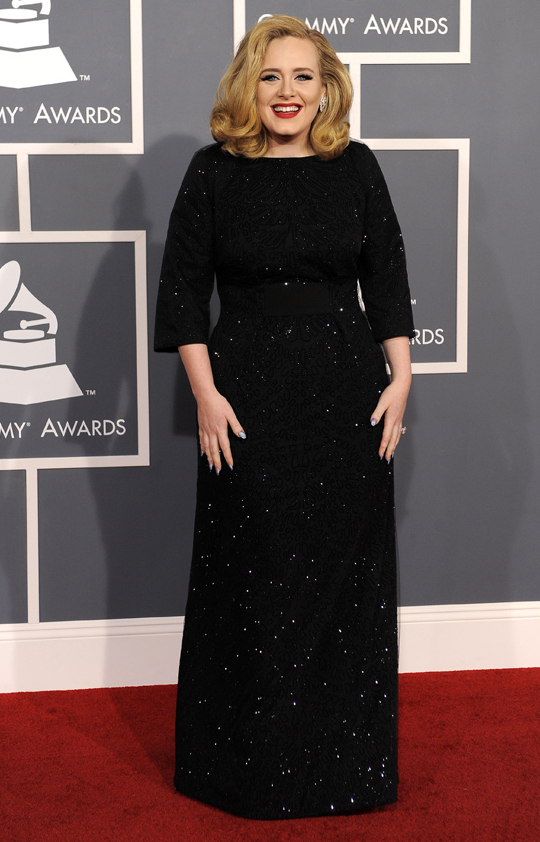 Adele - 2012 Grammy Awards