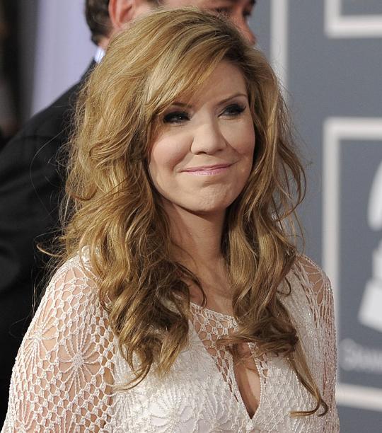 Alison Krauss - 2012 Grammy Awards
