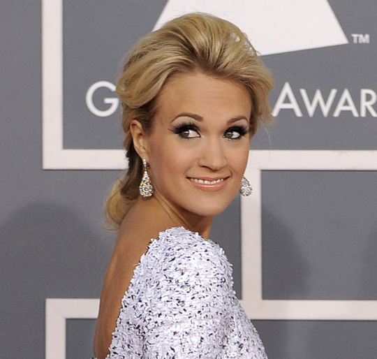 Carrie Underwood - 2012 Grammy Awards