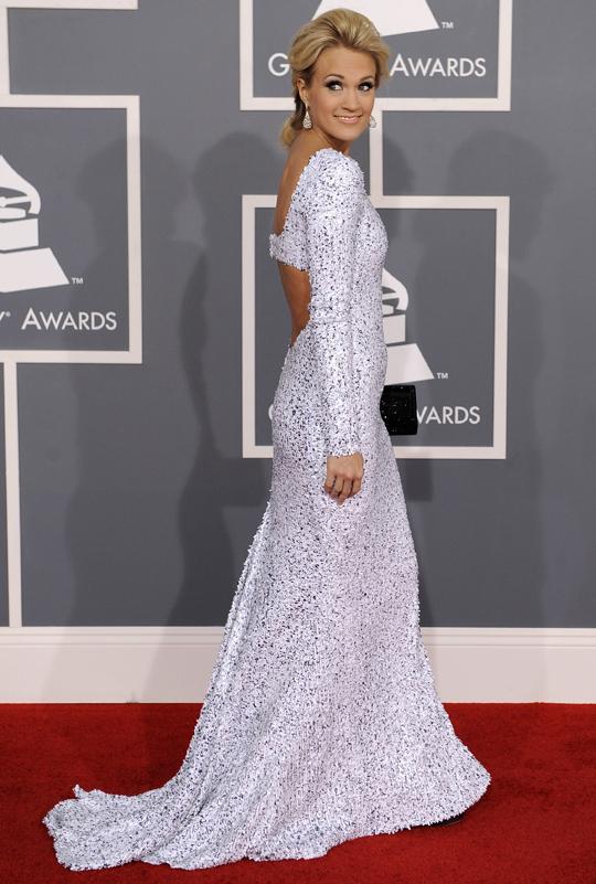 Carrie Underwood - 2012 Grammy Awards
