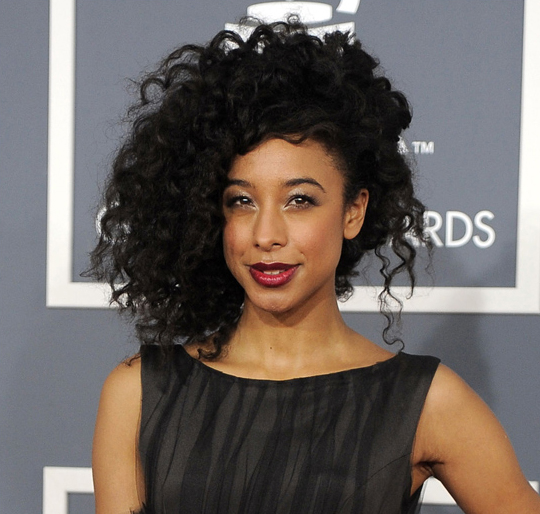 Corinne Bailey Rae - 2012 Grammy Awards