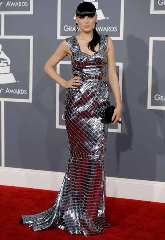 Jessie J - 2012 Grammy Awards