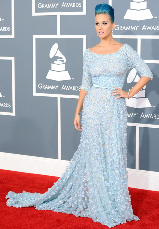 Katy Perry - 2012 Grammy Awards
