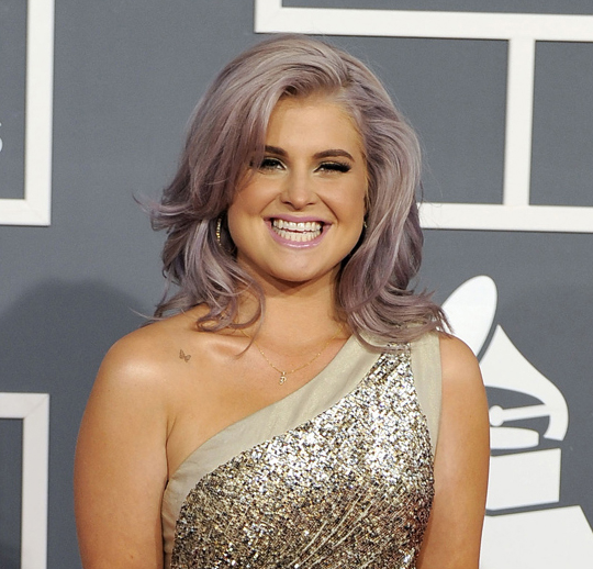 Kelly Osbourne - 2012 Grammy Awards
