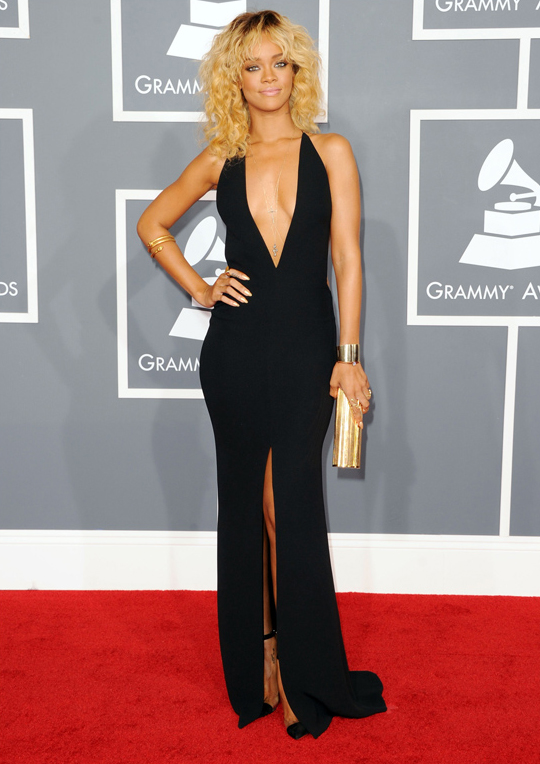 Rihanna - 2012 Grammy Awards