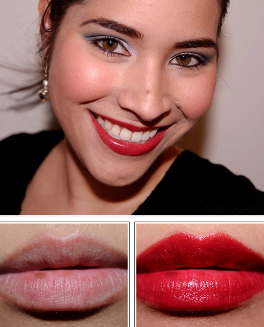 Guerlain Samsara (124) Rouge Automatique Lipstick