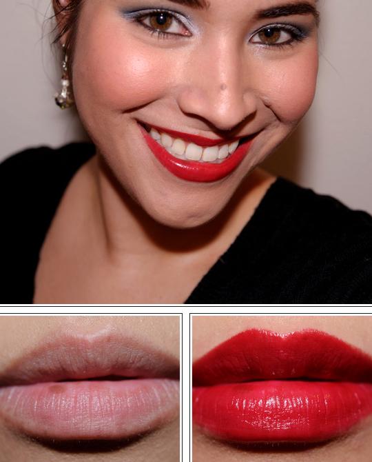 Guerlain Vega (125) Rouge Automatique Lipstick