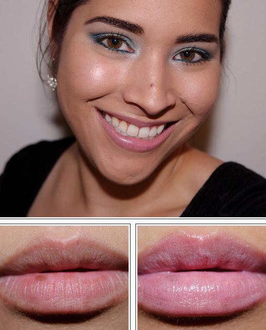 Guerlain Rose Innocent Rouge G Lipstick