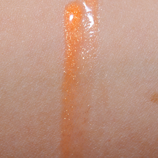 Le Metier de Beaute Orange Juiced Sheer Brilliance Lipgloss