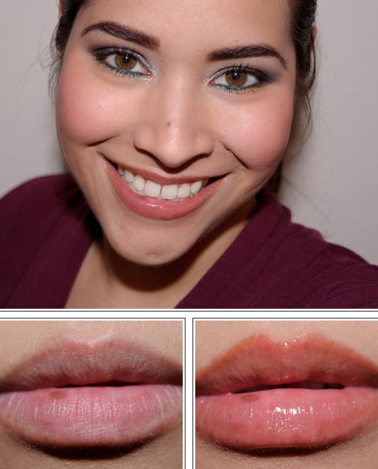 Le Metier de Beaute Orange Juiced Sheer Brilliance Lipgloss