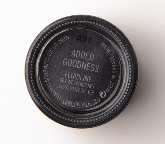 MAC Added Goodness Fluidline