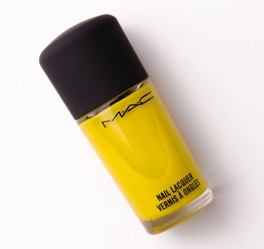 MAC Al Fredo Nail Lacquer