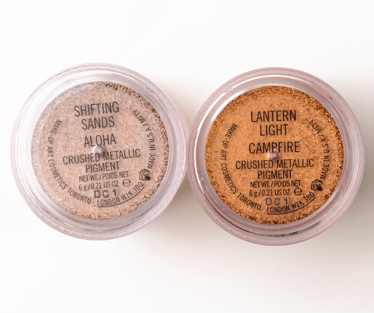 MAC Aloha Crushed Metallic Pigment